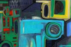 """Age of Reproduction, 30"""" x 30"""""""